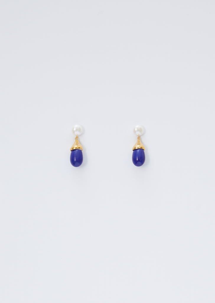 Audrey Azul Earrings