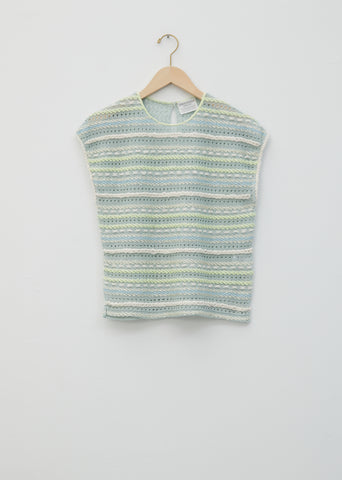 Knit Thread Vest