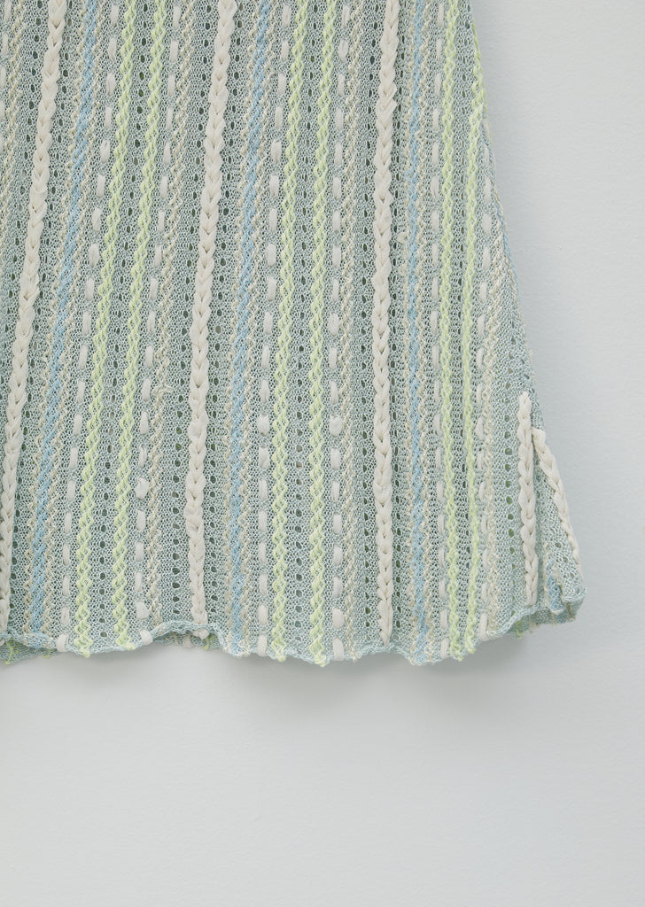 Knit Thread Skirt
