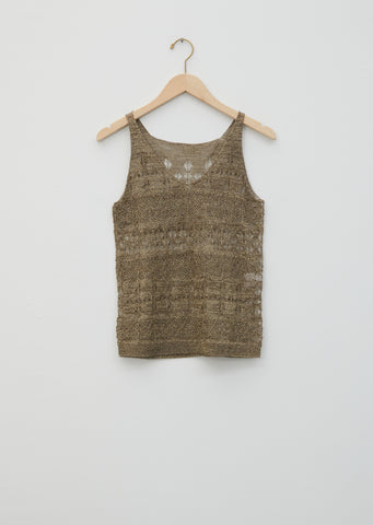 Knit Lace Camisole