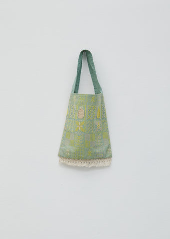 Embroidery Fabric Small Bag