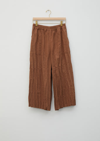 Parisa Heavy Linen Trousers