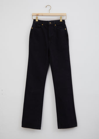 Danielle Highrise Stovep Jean