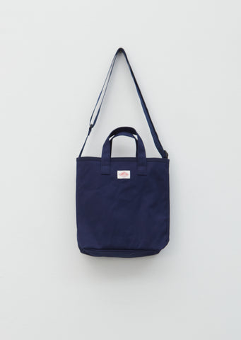 Small Tote — Navy