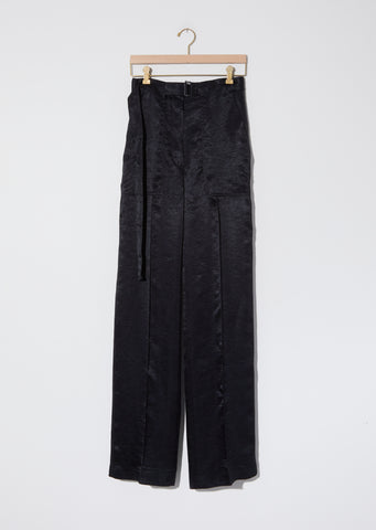 Lambeth Belted Straight Trousers