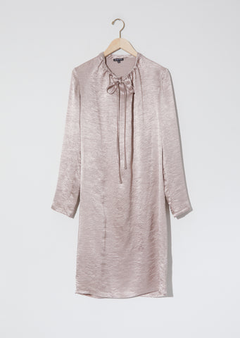 Lambeth Tie Neck Dress