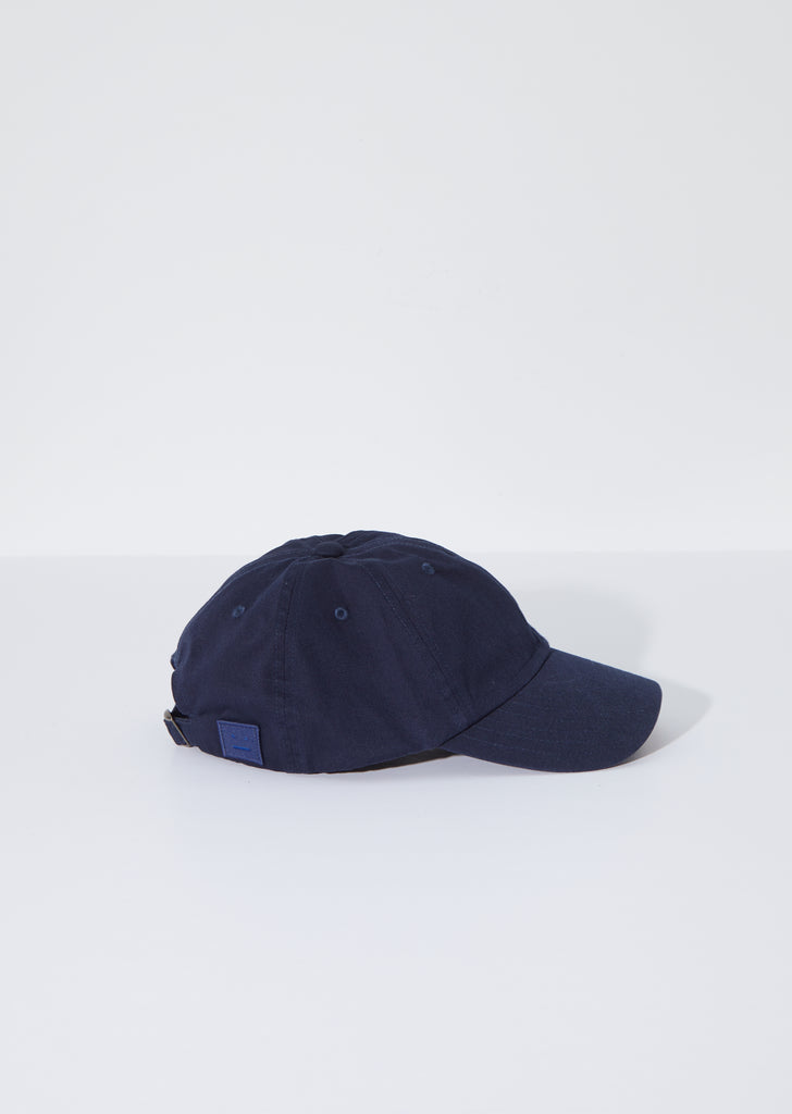 Unisex Cunov Patch Face Hat — Navy