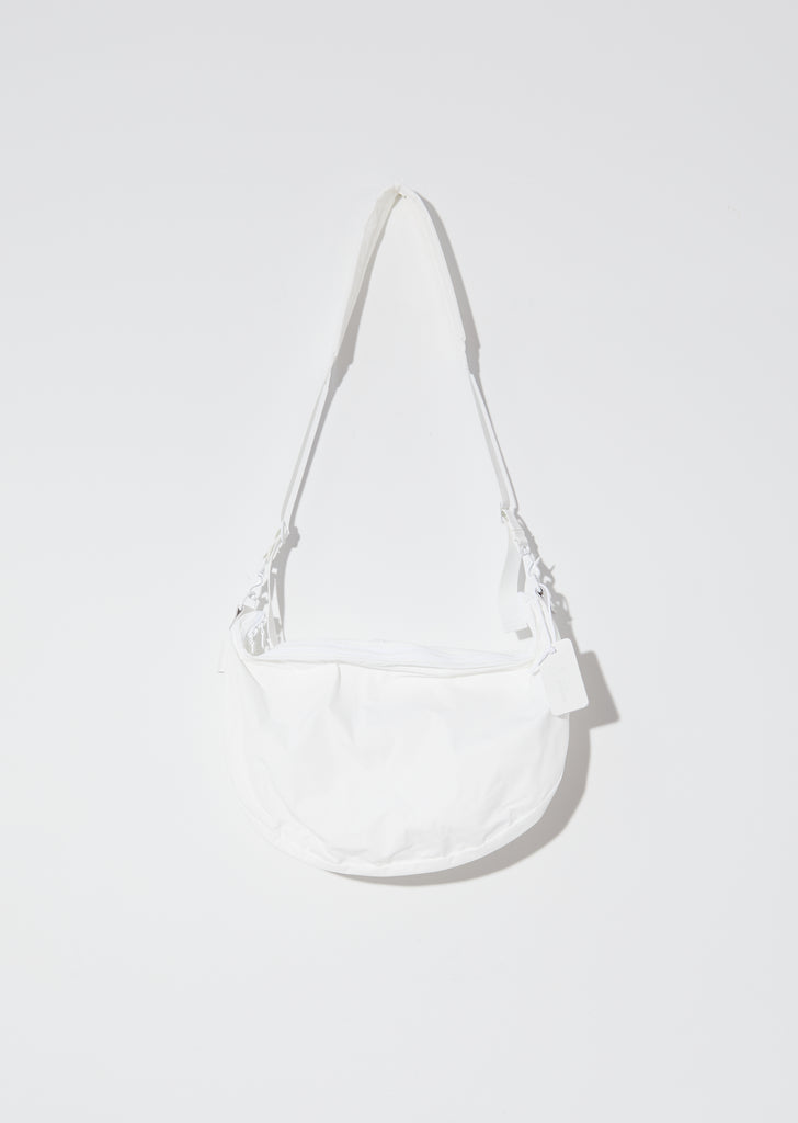 Gabardine Bodybag — White
