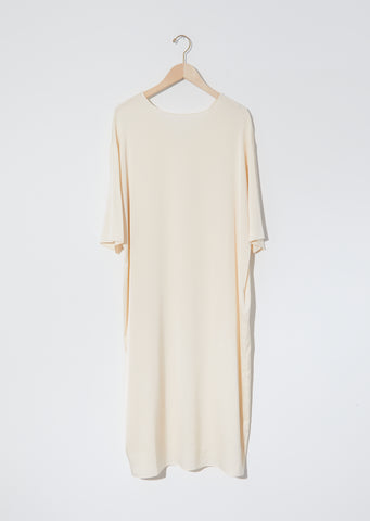Loose Silk Dress