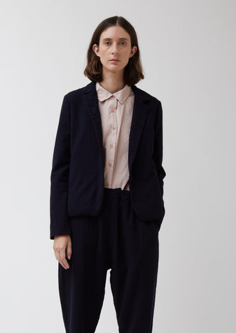 Cropped SIngle Breasted Chloe Jacket