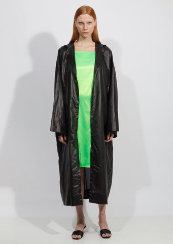 Hooded Parachute Coat