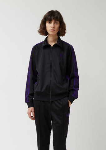 Poly Smooth Track Jacket