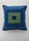 Handloom Vegetable Dyed Lao Cushion Cover