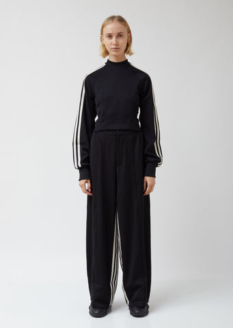 W 3 Stp Wide Track Pants