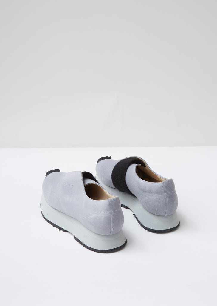 Sh Stela 4 Waxed Suede Shoes