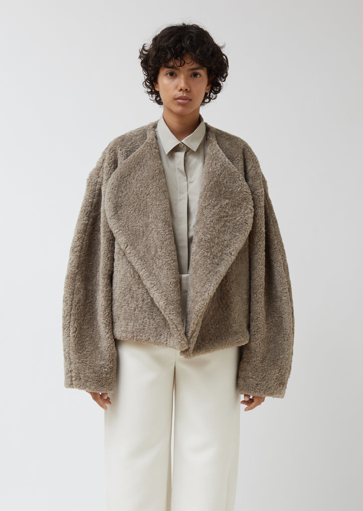Bellac Faux Fur Jacket