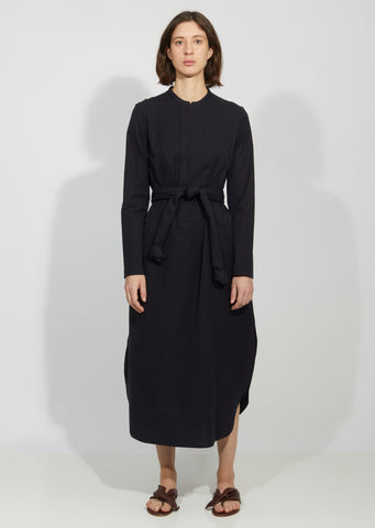 Padded Belt Guru Dress