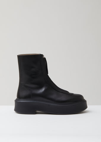 Zipped Boot I