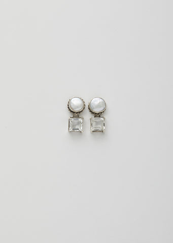 Firenze Pearl Earrings