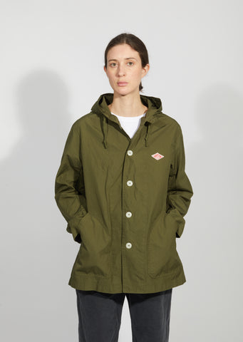 Men's Downproof Jacket with Hood