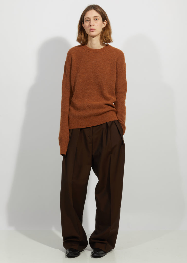 Parinne Wool Mohair Trousers