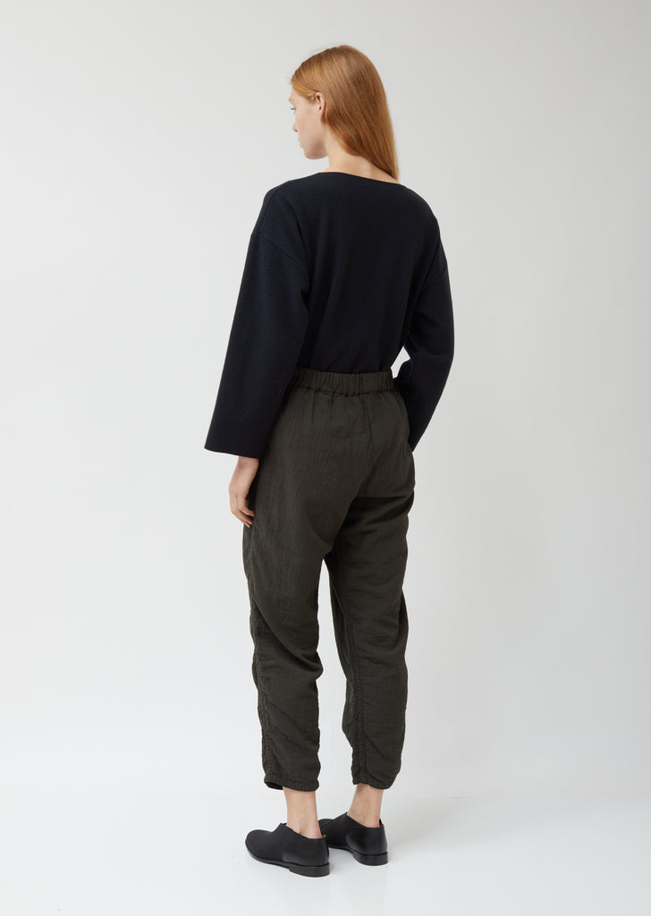 Quilted Easy Pants