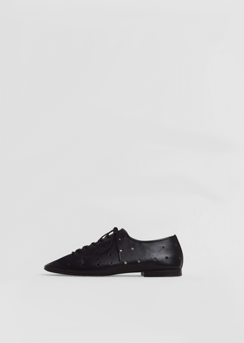Flat Derbies — Black