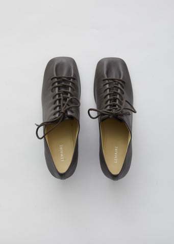 Heeled Derbies — Anthracite