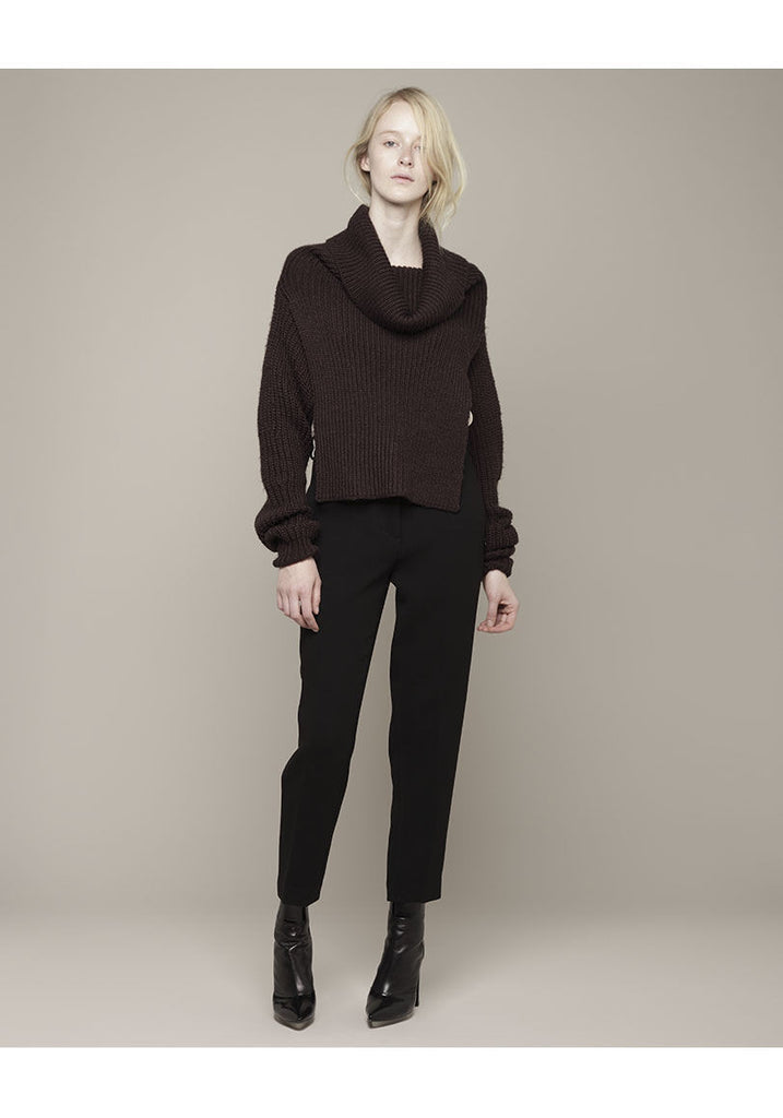 Cropped Cadillac Trouser