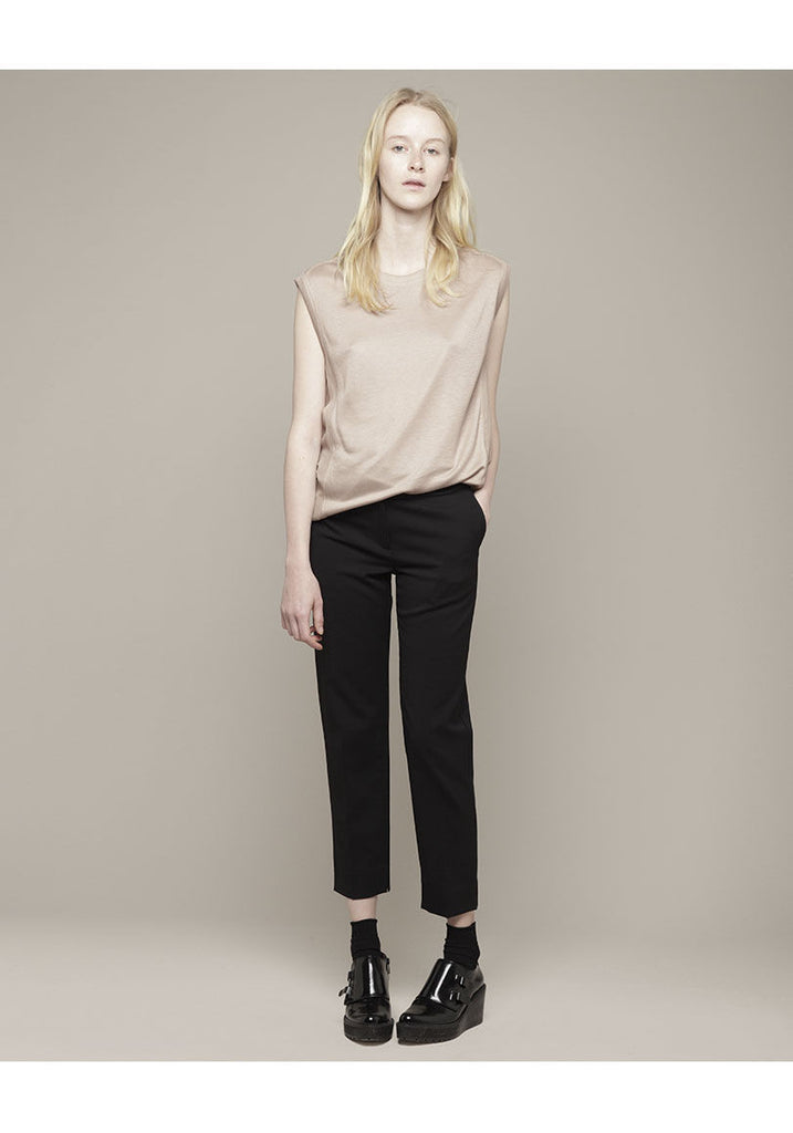 Cropped Pencil Trouser