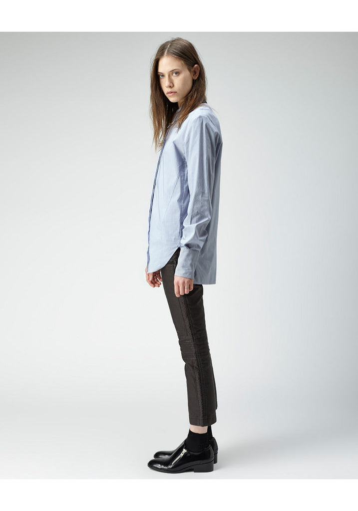 Cropped Shadow Shirt