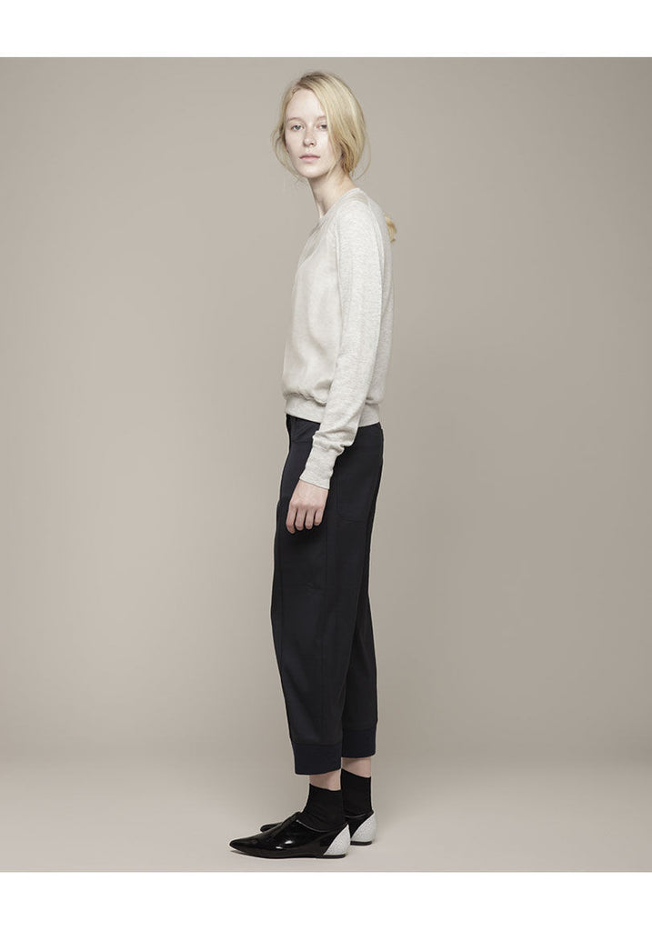 Cropped Utility Trouser