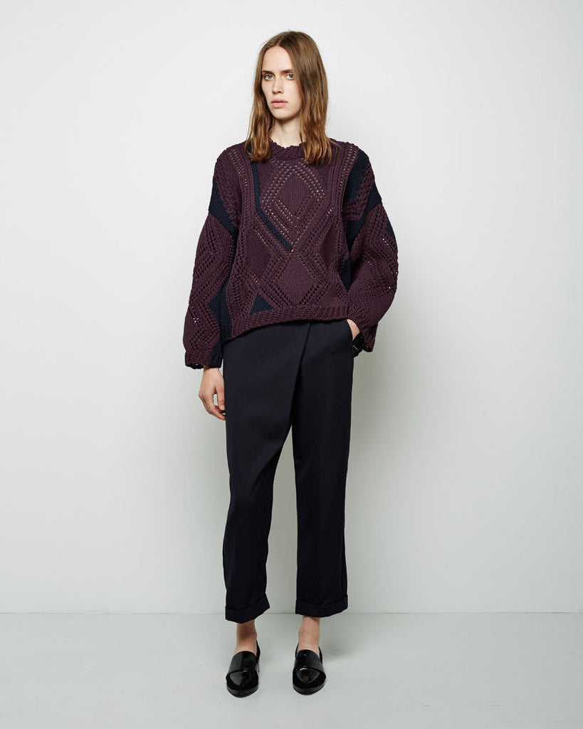 Cross Front Pant