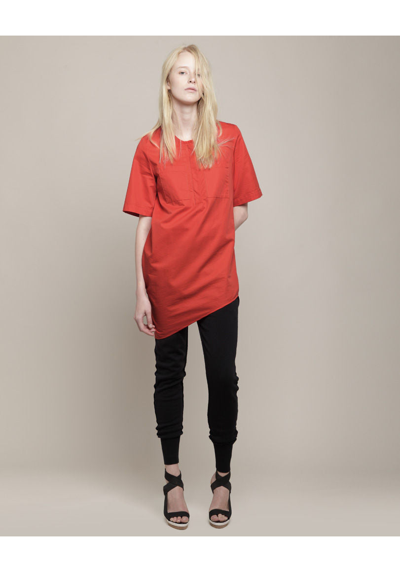 Henley Pocket Tunic