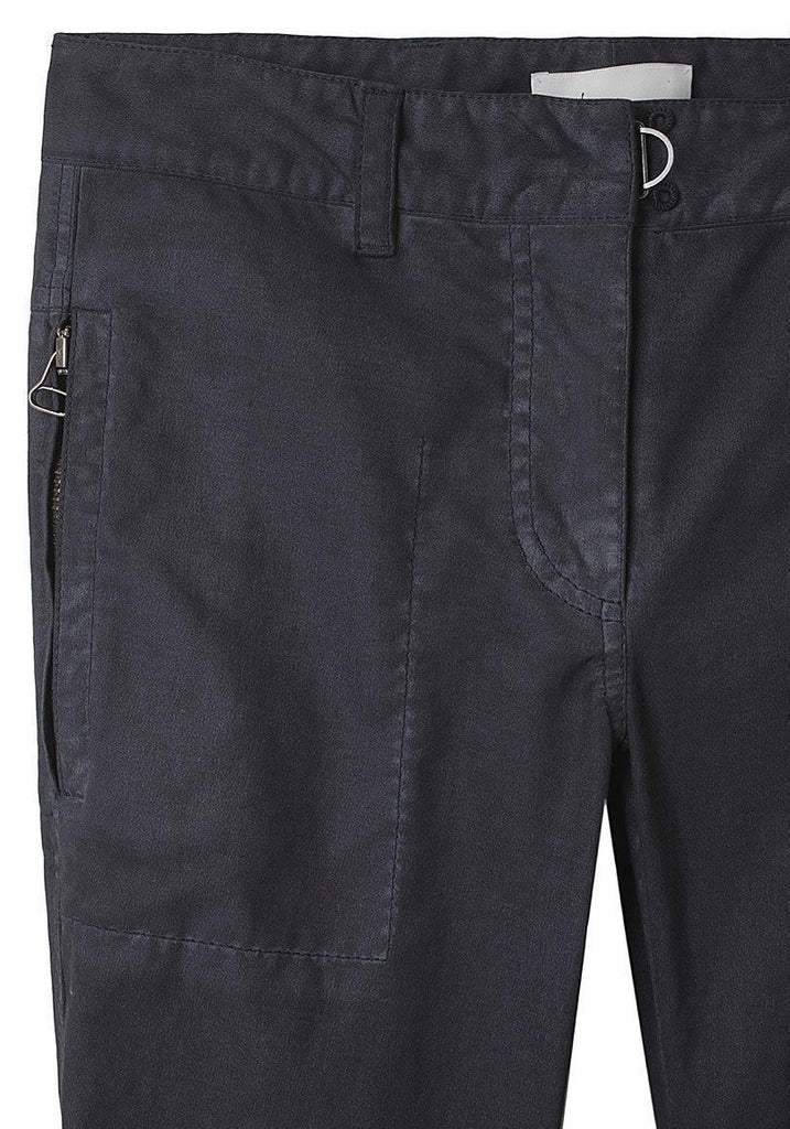 Ruched Utility Trouser
