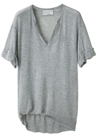 Tucked Front T-Shirt