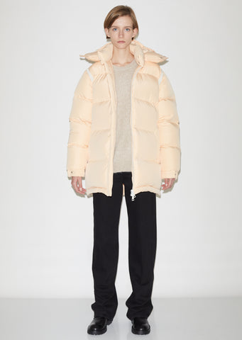 Long Puffy Jacket