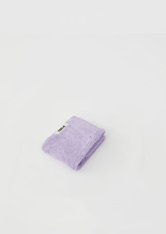 Terry Washcloth — Lavender