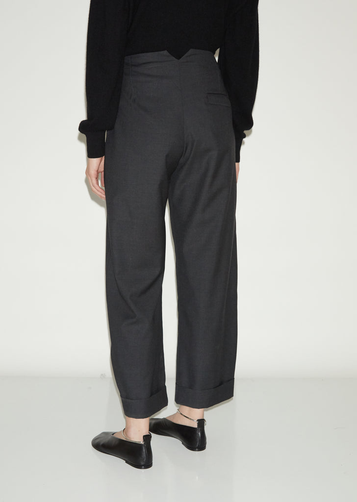 Wool Army Trouser