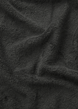 Terry Washcloth —  Charcoal Grey