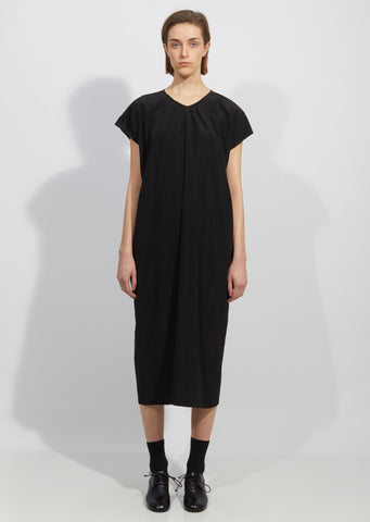 Wavy Rayon Yakko Dress
