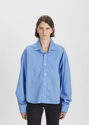 Social Worker Reduced Men Shirt