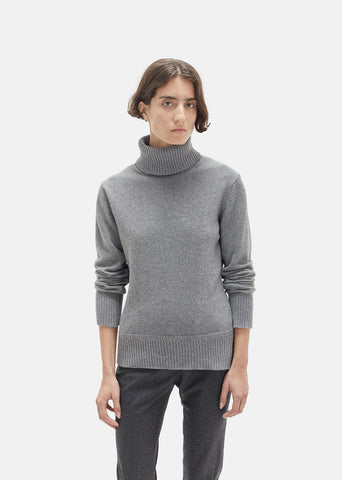 Eco Cashmere Turtleneck