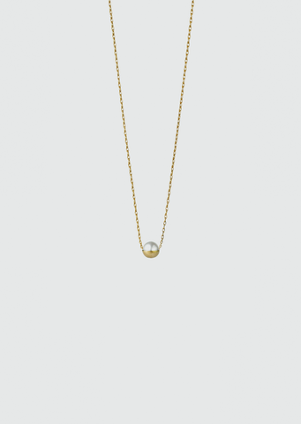 Half Pearl Necklace 0°