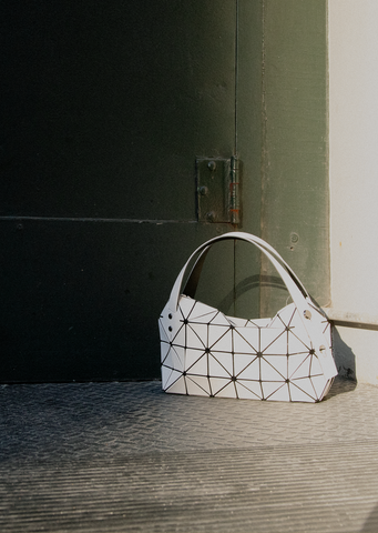 Boston Bag — White