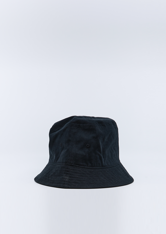 Embossed Logo Bucket Hat