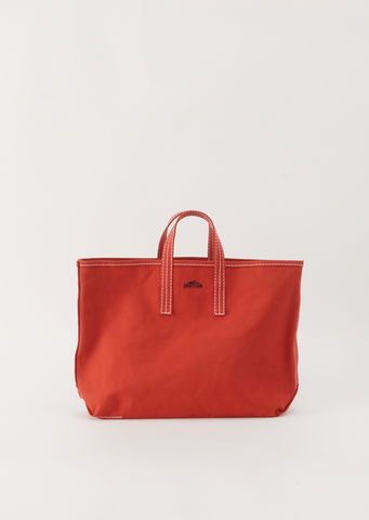 Utility Tote Bag — Ruby