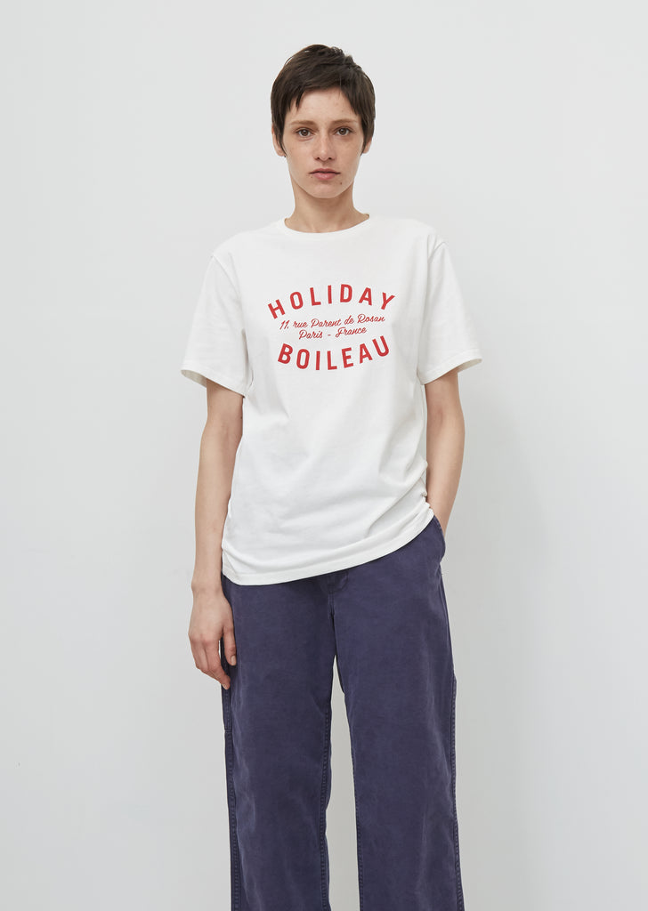 T-Shirt Holiday Boileau