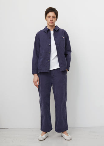 Women's Enzimed Serge Utility Jacket