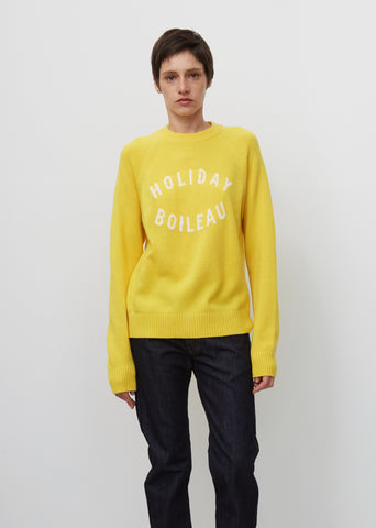Pullover Holiday Boileau